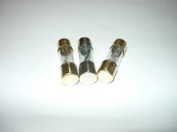 Силов бушон за усилвател стъклен 40-60 АМП