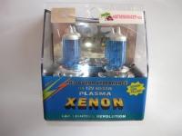 Автомобилна крушка H4 12V 60/55W xenon efect