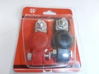 Клеми за акумулатор червена+черна