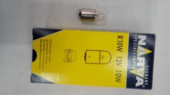 автомобилна крушка за габарит 12V 5W , 10W NARVA